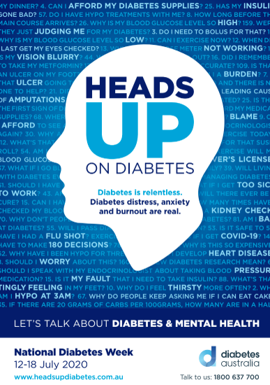 national diabetes week