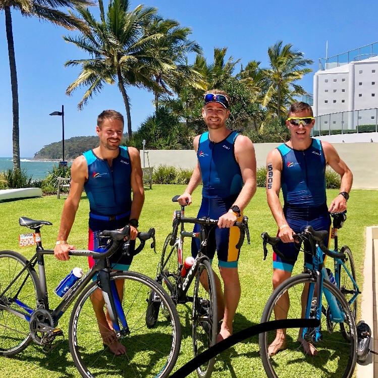 ross triathlon 1